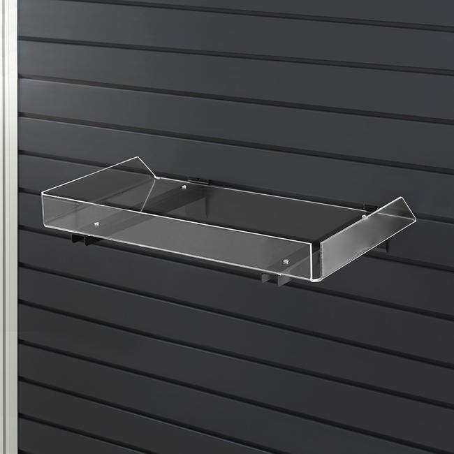 FlexiSlot® Product Shelf