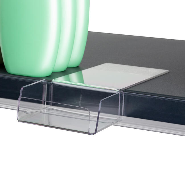 Product Dispenser to Stick on to Shelves