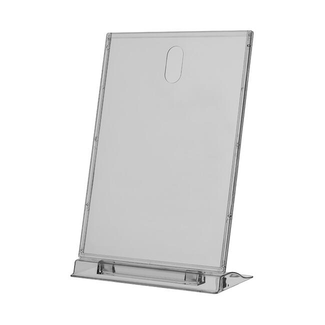 Menu Card Holder 2-part, A4