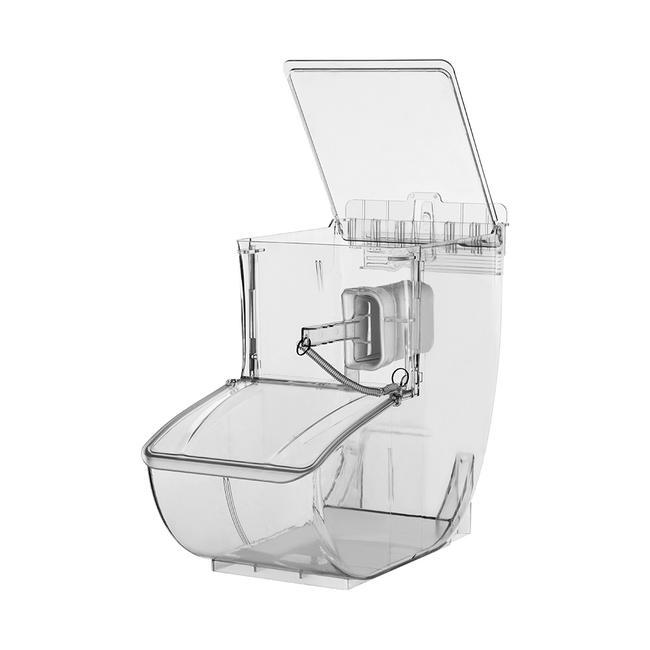 Food Dispenser with Scoop, 13.5 L