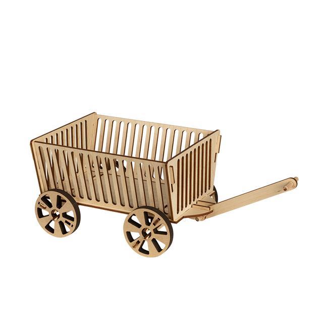 Gift Box Handcart