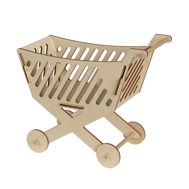 Gift Box Shopping Trolley