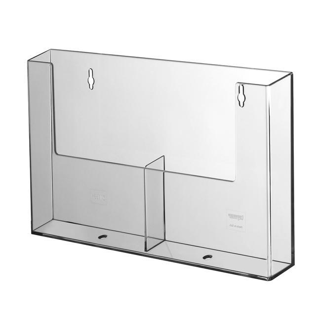"Multiple Wall-Mounting Leaflet Dispenser ""Spree"""