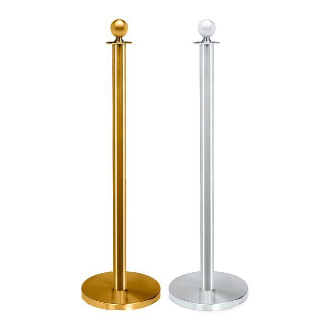 Barrier Post Cord, round knob