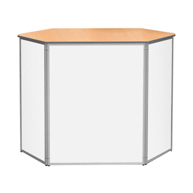 "Hexagonal Counter ""IQ"""