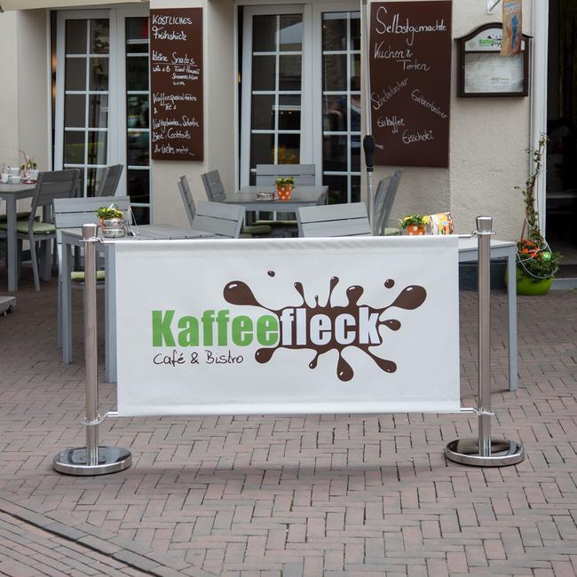 "Barrier Post ""Café"""