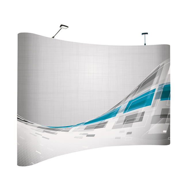 """Digitally Printed Banner for Pop-Up System """"Style"""""""