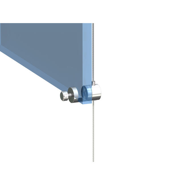 Cable Holder for Various Insert Thicknesses
