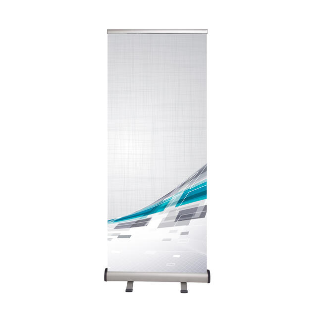 """Digitally Printed Banner for Roll Up Banner """"Simple"""" and """"Double"""""""