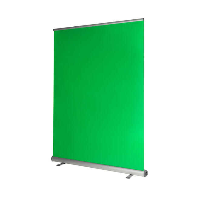 "Roll Banner Green Screen ""Mobile"""""