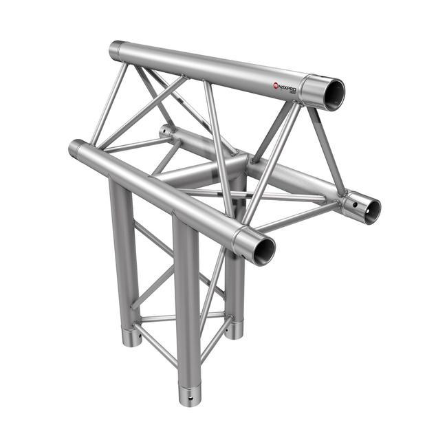 Naxpro-Truss FD 23, C37 / 90° 3 Way T-piece