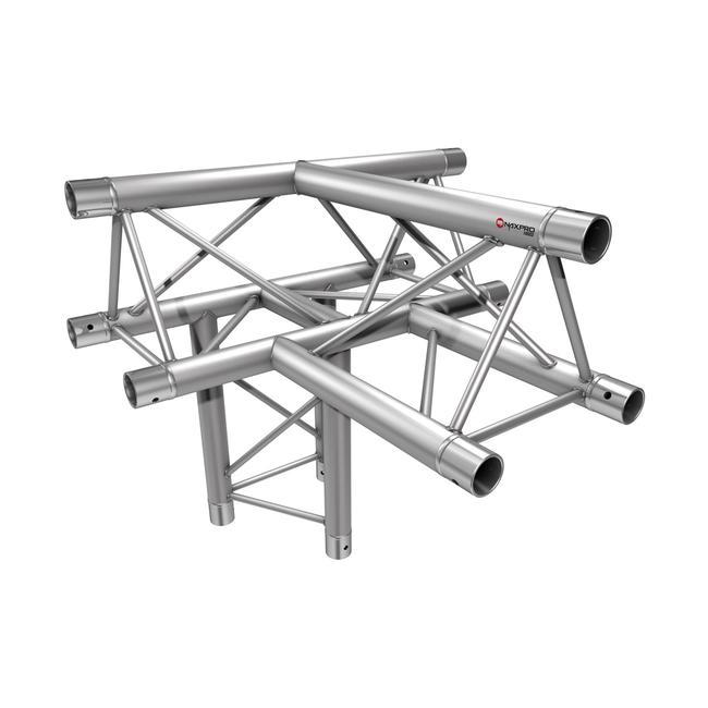 Naxpro-Truss FD 23, C43 / 90° 4 Way T-piece
