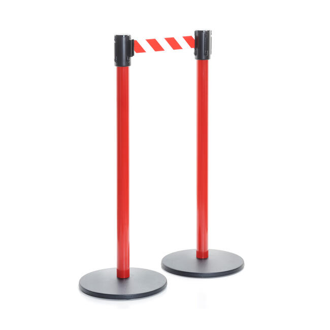 """Barrier Post """"Safety"""""""