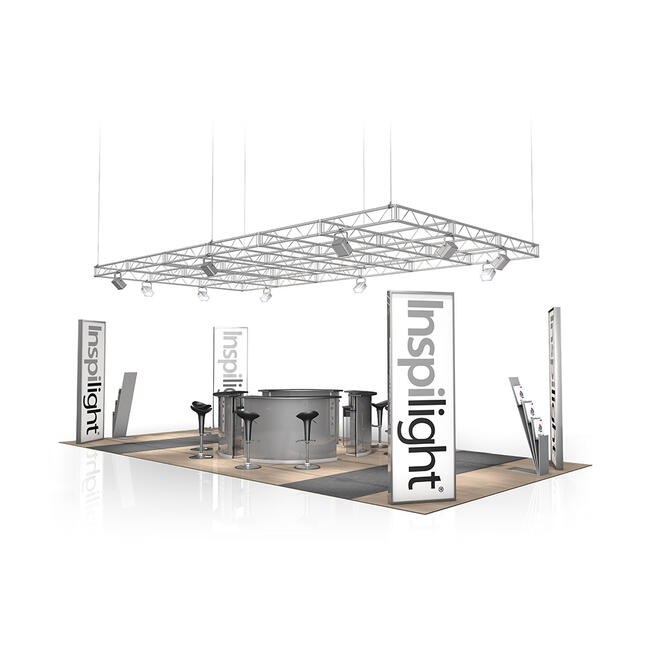 Ceiling Frame for Exhibition Stands in FD 22