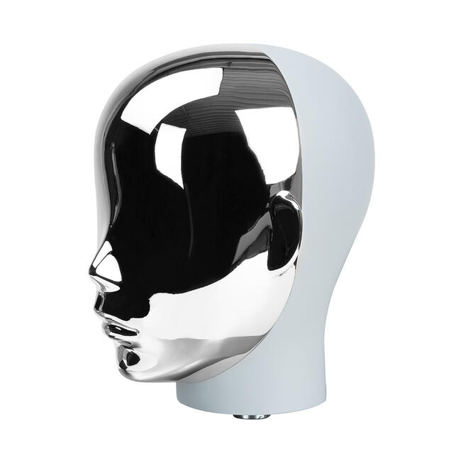 """Front of Head for Mannequin """"Magic"""", semi-abstract"""