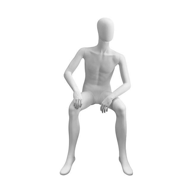 "Mannequin ""Magic"" Male Model - sitting"