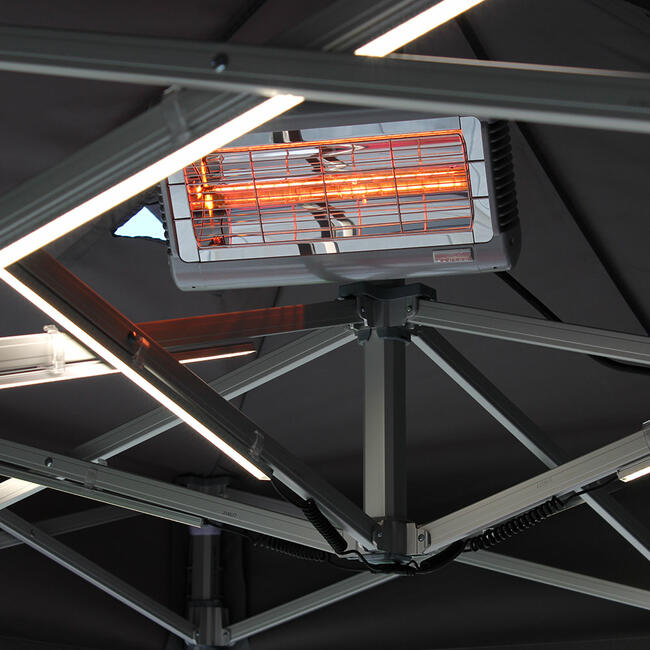 Heater for Promotional Tent