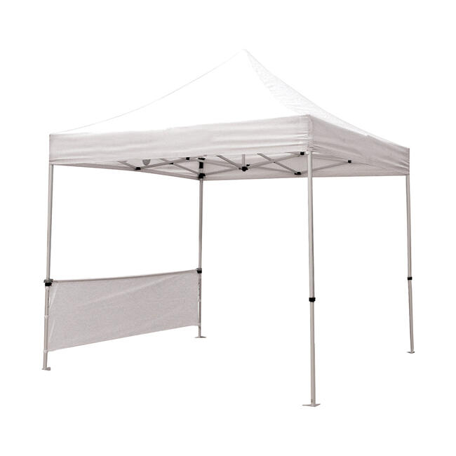 """Half Sidewall for Promotional Tent """"Zoom"""""""