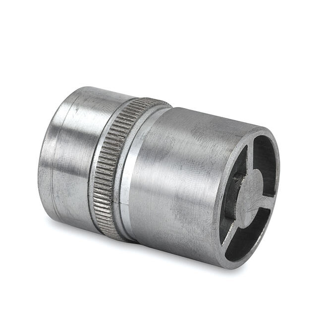 Inner Tube Connector, fixed, zinc moulded