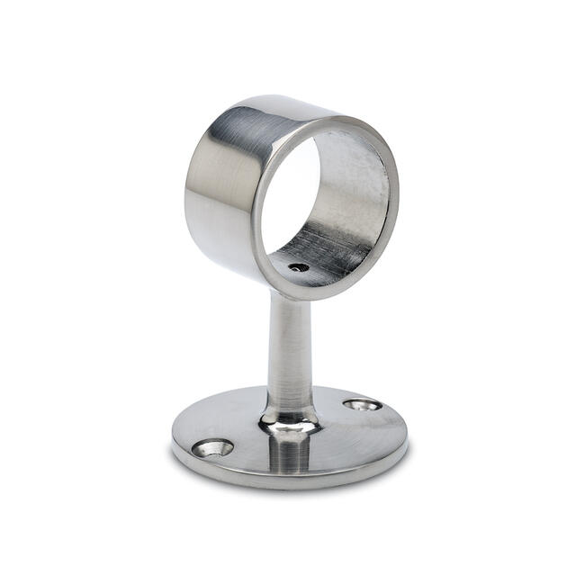 Tube Holder Zinc-Protectan Stainless Steel Effect