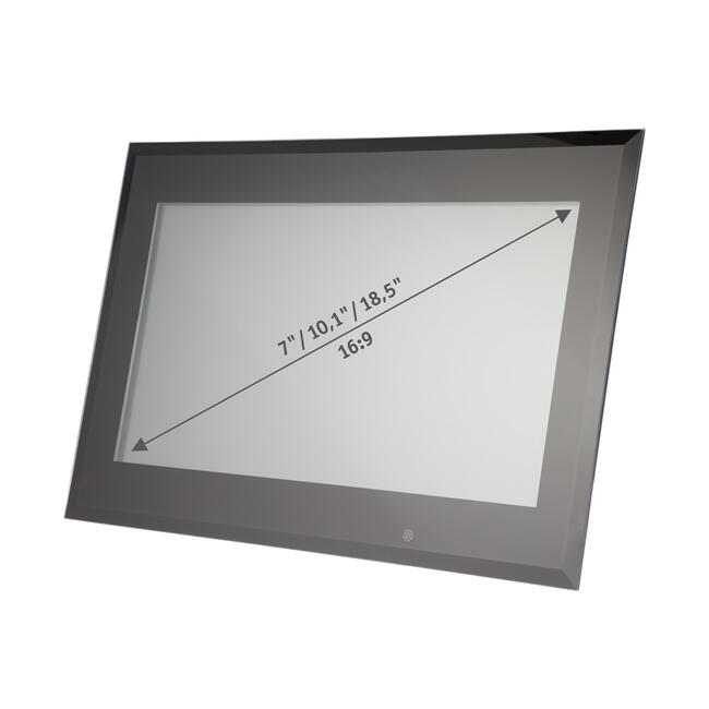 "Digital Picture Frame FLASH.movie ""Crystal"""