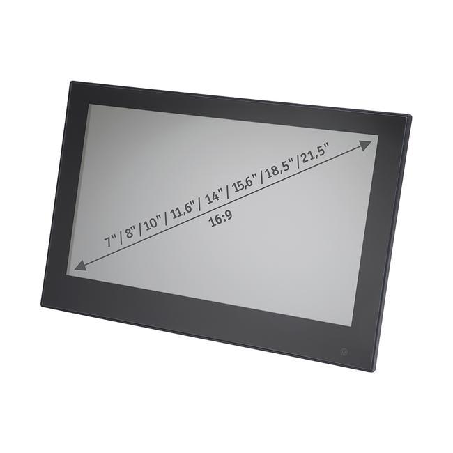 "Digital Picture Frame FLASH.movie ""Slimline"""