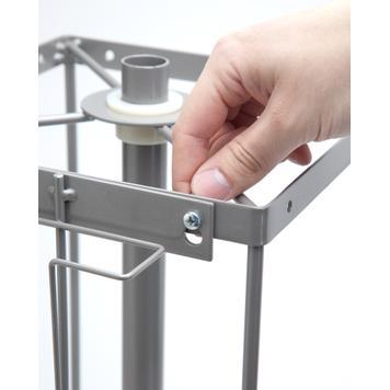 "Freestanding Frame for Display System ""Multi"""