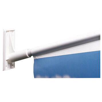 Flag Holder in Plastic, ø 18.5 mm with Foam Adhesive Tape