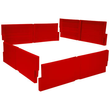 Pallet Guard, pallet edging