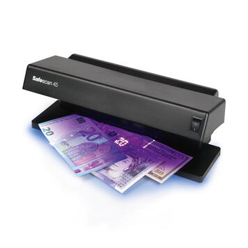 Safescan 45 UV-Banknote Verifier