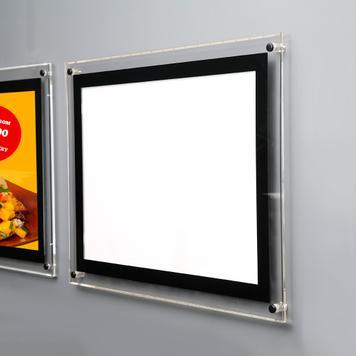 """LED Acrylic Frame """"Light"""""""