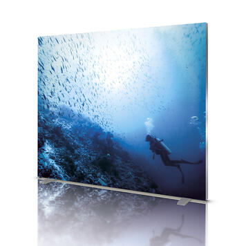 "LED Light Wall ""Octalumina 120"" free-standing"