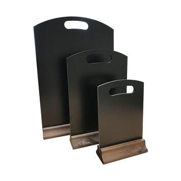 Table Top Chalkboard with Handle