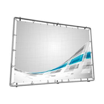 "Banner Frame Slot System Steel ""Wall"", hot dip galvanised"