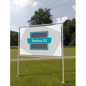 "Promotion System ""Techno III"" Concrete Base"
