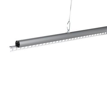 Perforated Rail