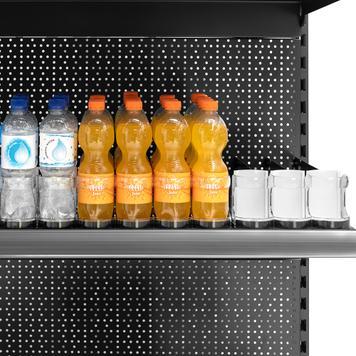 """Bottle Pusher System """"EcoTrac"""""""