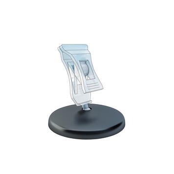 """Price Sign Clamp """"Sign Clip"""" with Magnetic Base"""