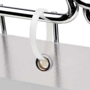 Self-Securing Cable Tie