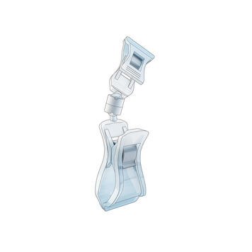 "Price Clamp ""Sign Clip"" with Power Clamp"