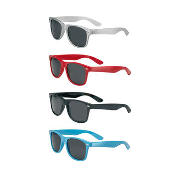 Sunglasses with Plastic Frame