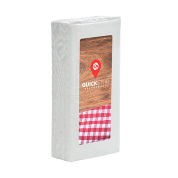 Pocket Tissues with Promotional Print