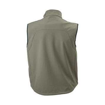Men 3-layer Softshell Vest