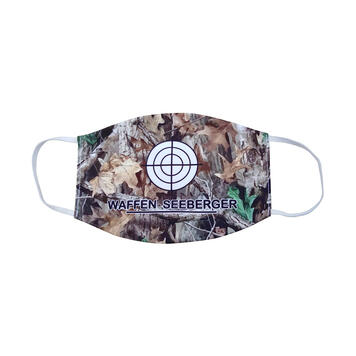 Mouth and Nose Mask with Sublimation Print