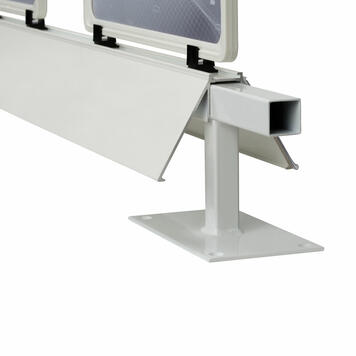Base Holder for Chest Freezer Profile