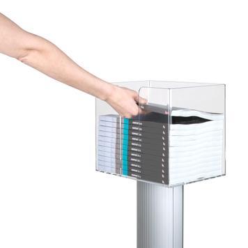 "Catalogue Dispenser ""Score"""