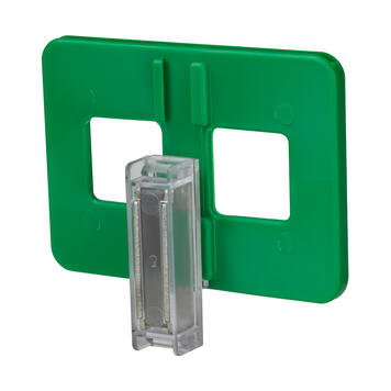 "Vertical Magnetic Holder for Price Display ""Click"""