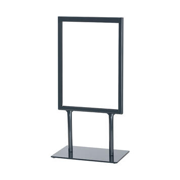 "Table-Top Poster Stand ""KAVERO"""