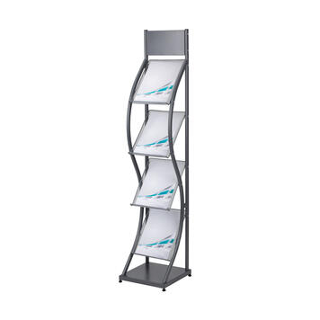 "Leaflet Stand ""Torza"""