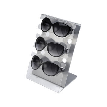 Counter Display for Glasses